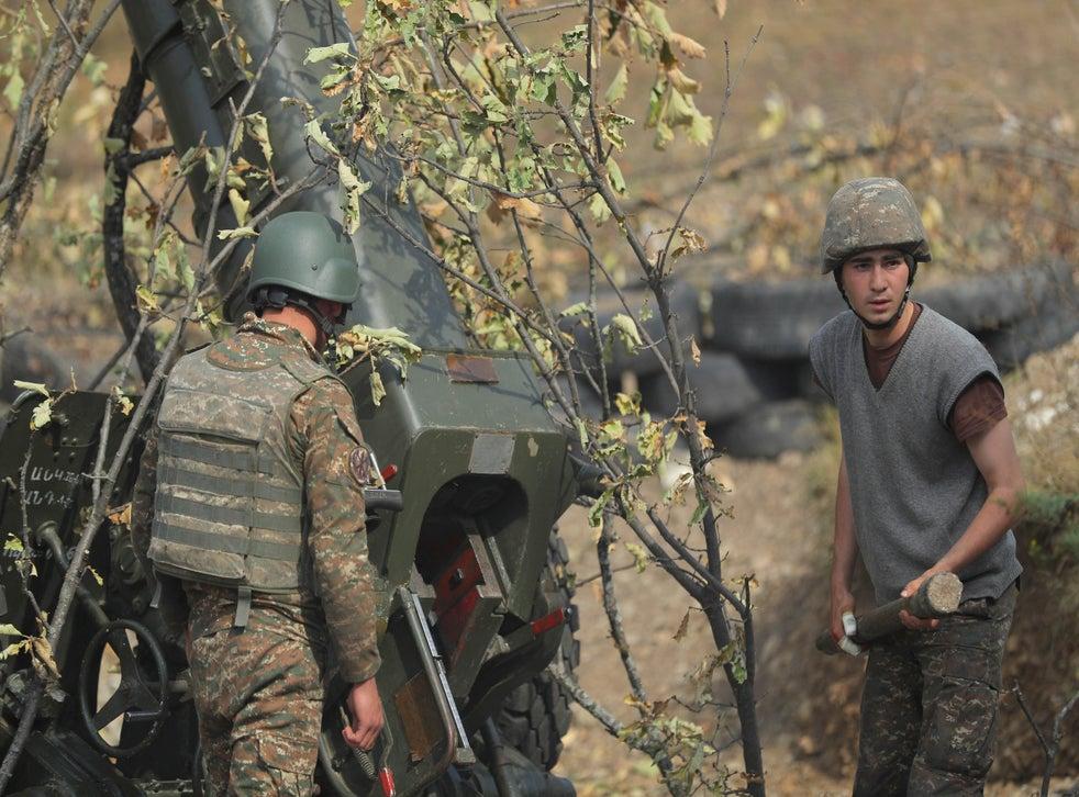 Shërbimet sekrete ruse nxjerrin shifrat e të vdekurve nga lufta në Nagorno Karabakh
