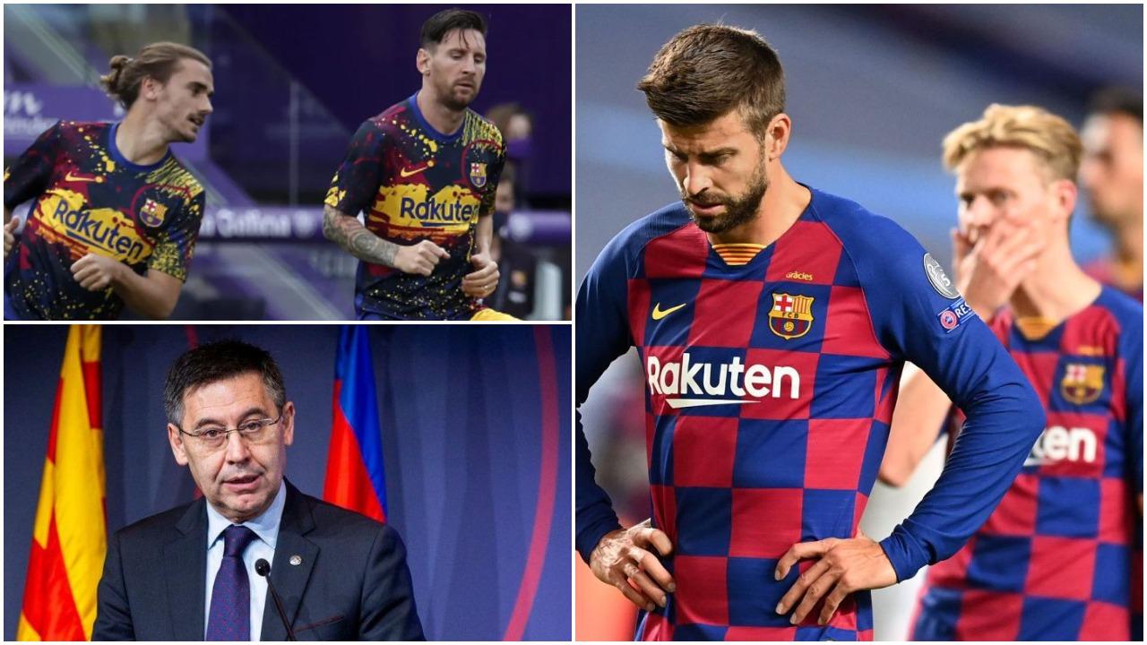 Ka tension te Barcelona, futbollistët refuzojnë propozimin e presidentit