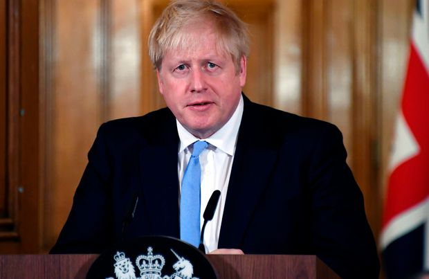 """Qeveria britanike: Bisedimet tregtare me BE-në kanë """"përfunduar"""""""