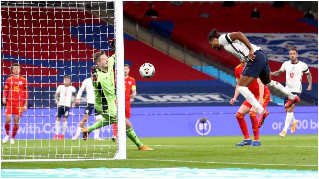 VIDEO/ 26 minuta për golin e parë me Anglinë, debutim super për Calvert-Lewin