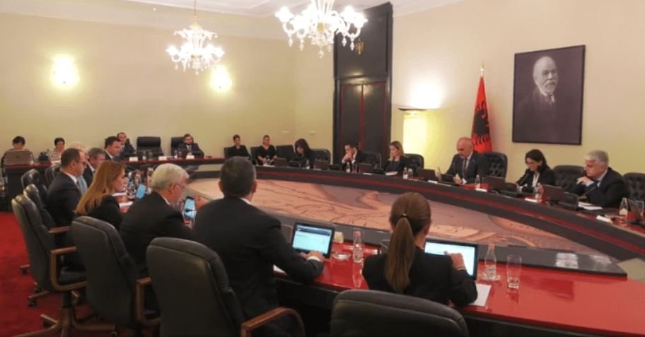 Government approves Albania's draft budget for 2021