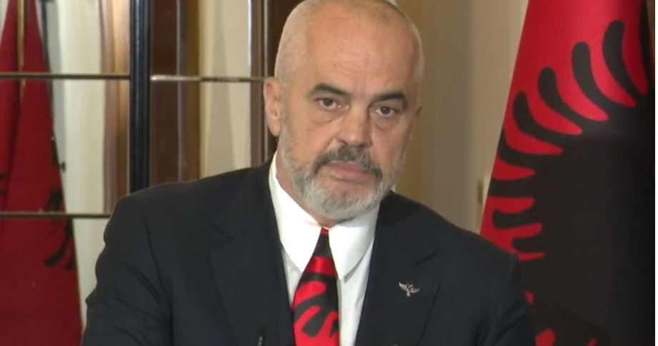 Albanian P.M ready to discuss any issue with Greece