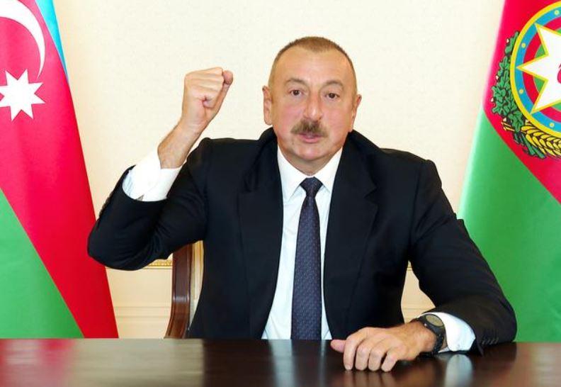 Presidenti azer: Gati për të zgjidhur konfliktin me Armeninë, ushtarikisht dhe politikisht