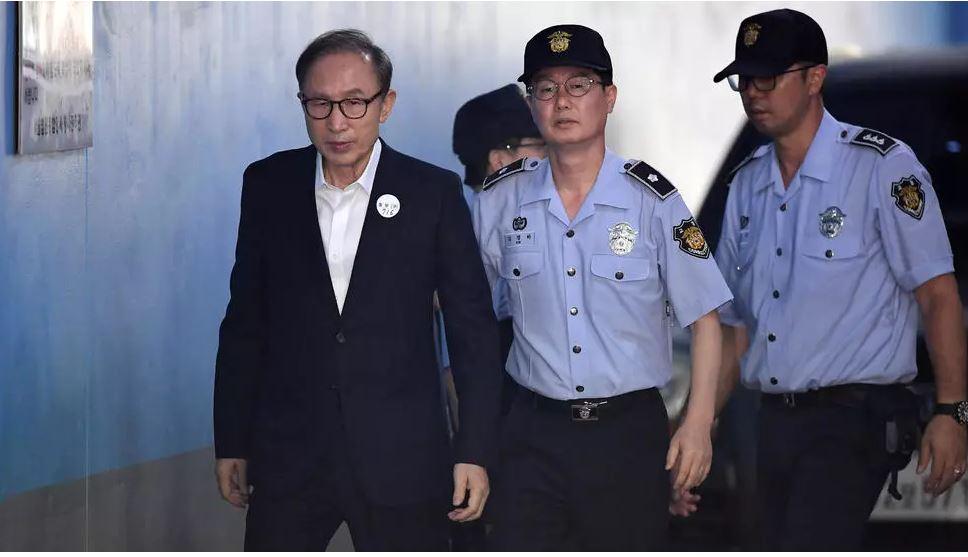 Ish presidenti i Koresë së Jugut dënohet me 17 vite burg për korrupsion