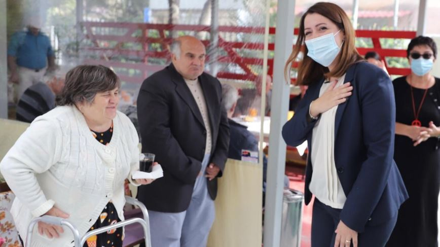 Manastirliu: Free flu vaccinations to eldery age and social care staff