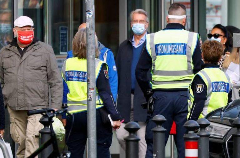 Gjermania regjistron 8,685 raste të reja me COVID-19