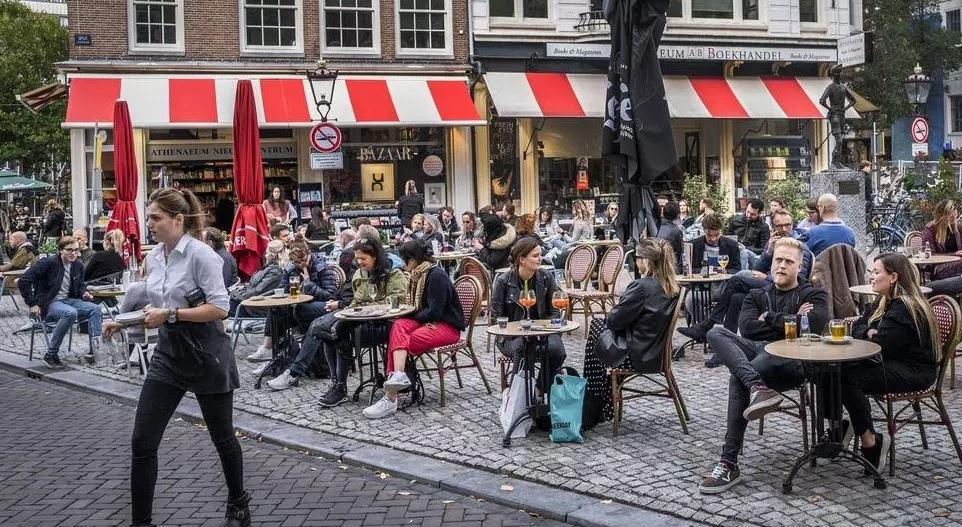 Përhapja e Covid-19, Holanda shton masat kufizuese
