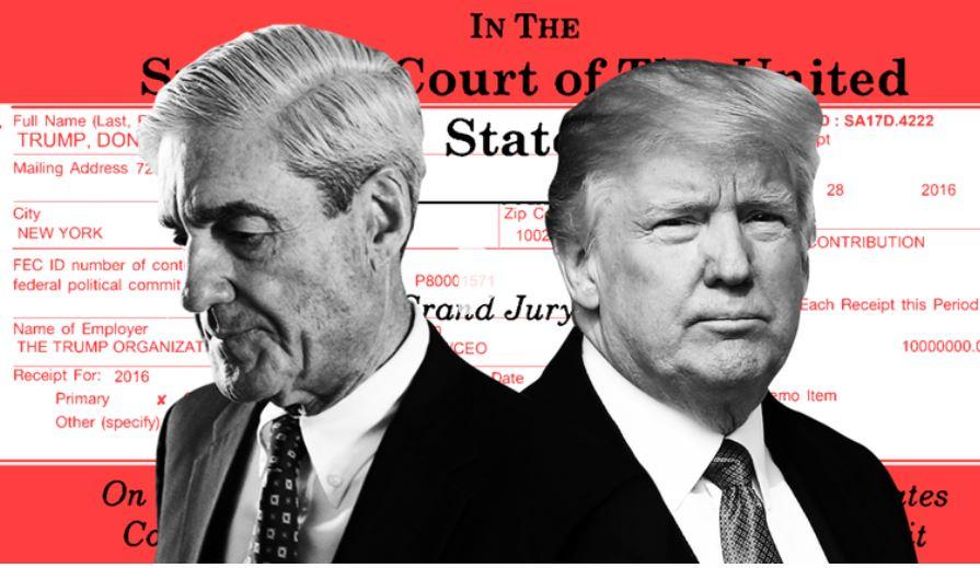 Federalët kanë ndjekur lidhjet e huaja të dyshimta me fushatën e Trump në 2016