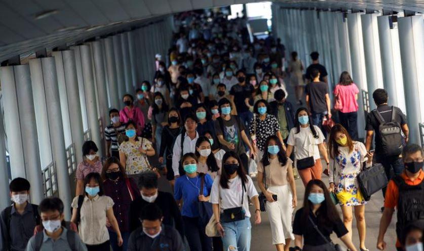 Tajlanda raporton rastet e para me Covid-19 pas një muaji