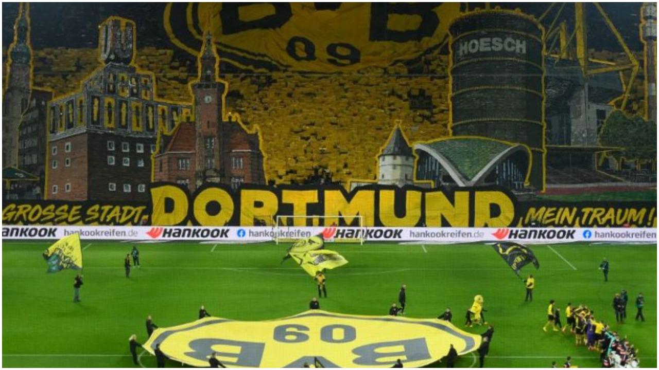 Tamponi negativ, Dortmund rikuperon një titullar për duelin me Bayernin