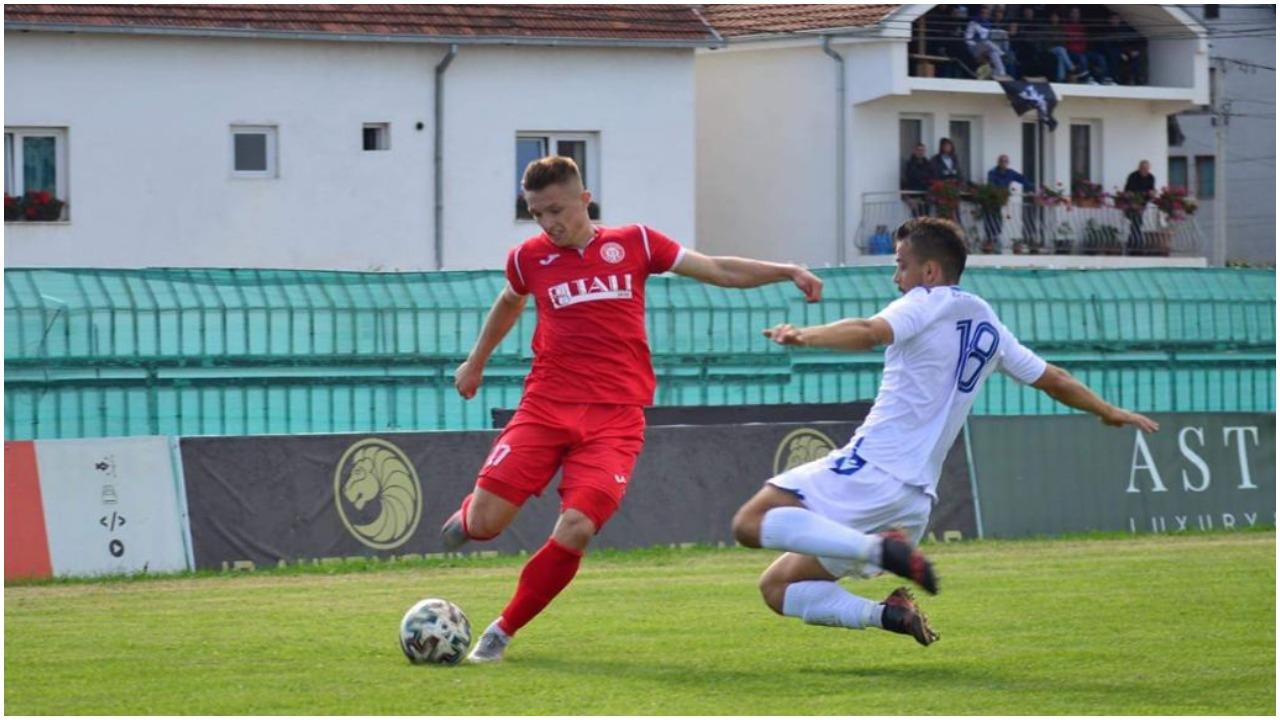 """Derbi i Gjilanit nuk ka """"krisma"""", Duro debuton me barazim në Kosovë"""