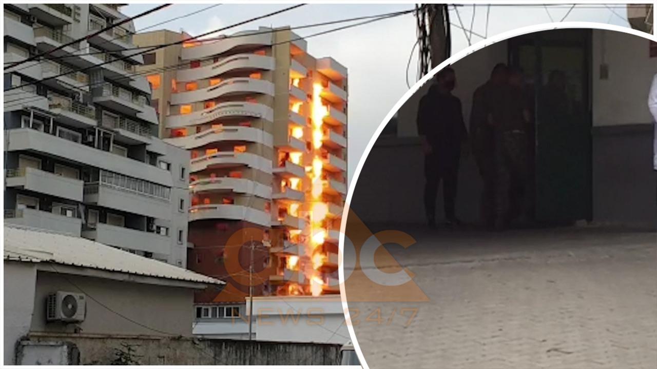 Plagë në nofull nga shpërthimi i telekomanduar, mësohet gjendja e ushtarakut në Durrës