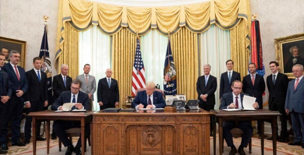 Kosova miraton një plan për zbatimin e marrëveshjes me Serbinë