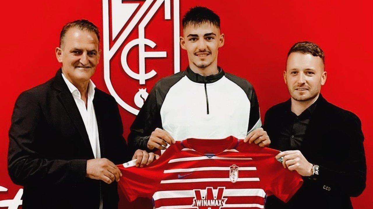 Një shqiptar në La Liga, Granada blen mesfushorin te Lugano