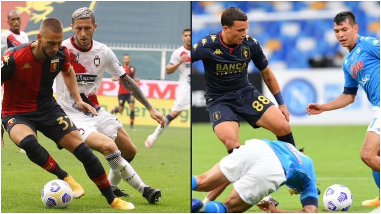 Situata po përmirësohet: Përgjigjet negative, shërohen 2 titullarët e Genoas