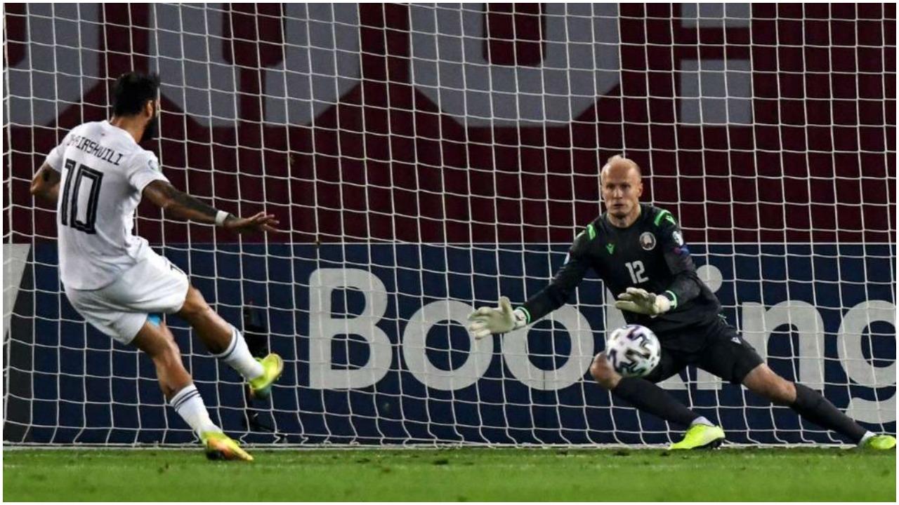 VIDEO/ Një penallti vendos duelin e Tbilisit, Kosova mëson rivalin e finales së madhe