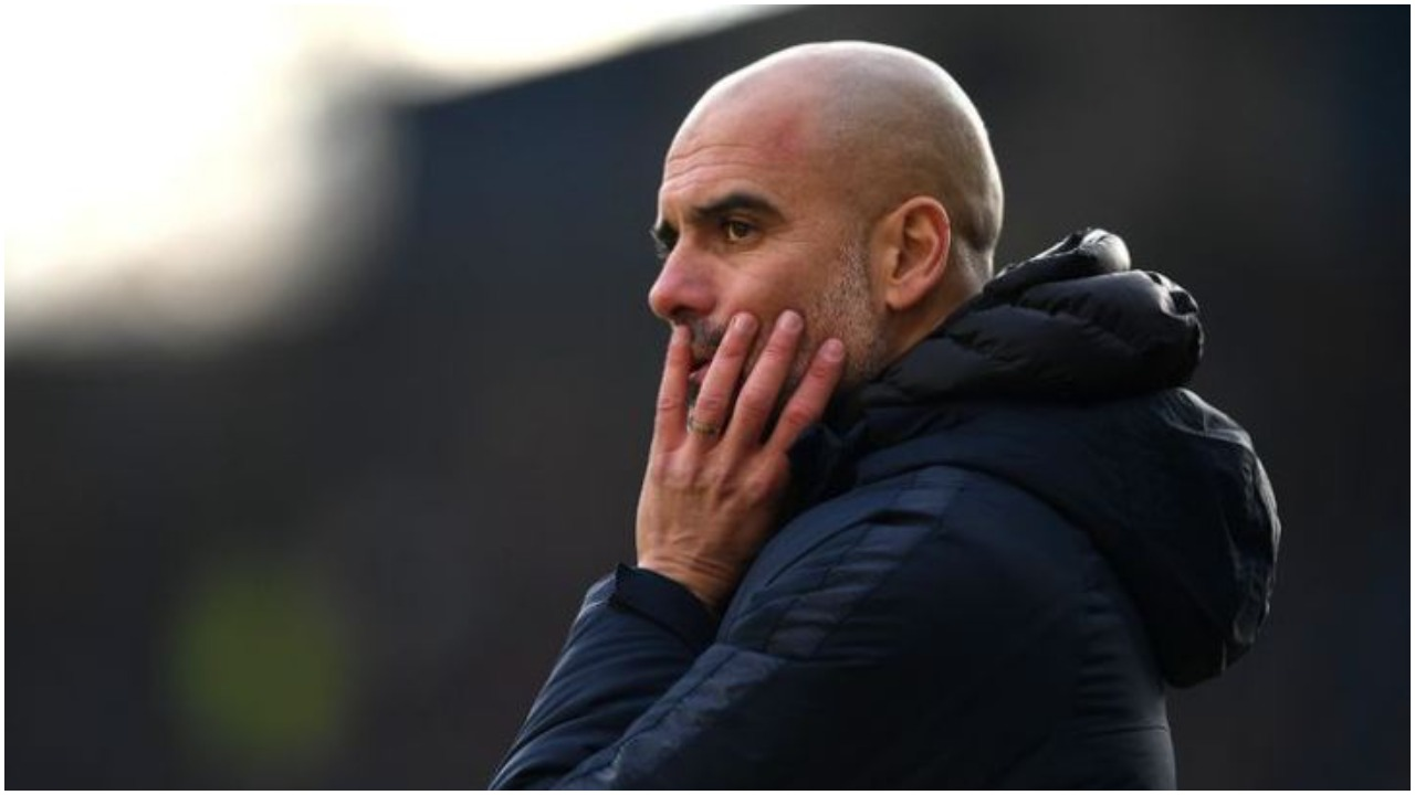 """""""Fitoni, ose lamtumirë titull"""", Guardiola i qartë me lojtarët e City"""