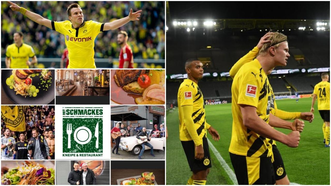 """""""Mund të ushqehet një vit falas në restorantin tim"""", goli në derbi nderon Haaland"""