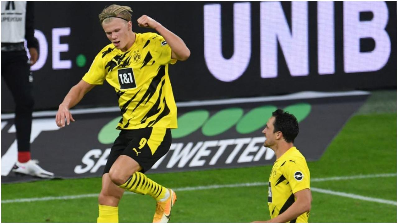 Dorëzohet Borussia Dortmund, piketon pasuesin e Erling Haaland