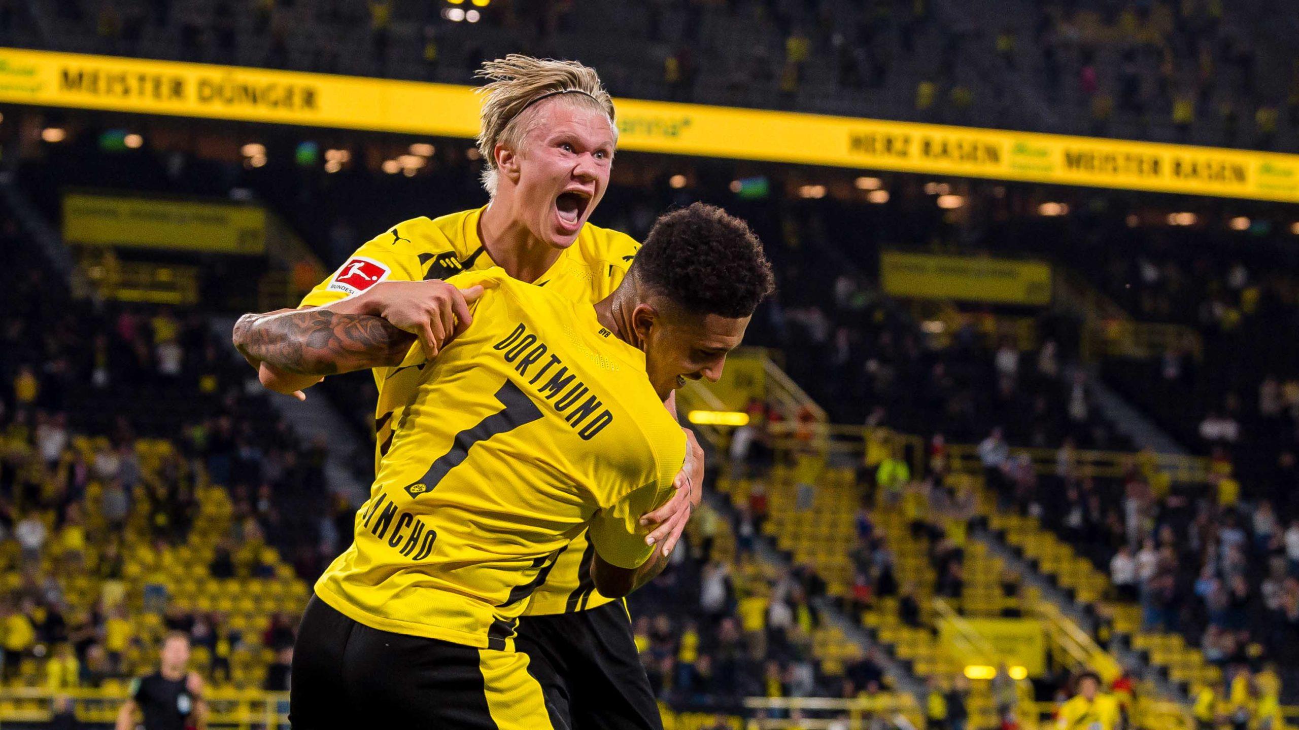 """VIDEO/ Lepzig fiton sërish dhe ruan kryesimin, Reus """"nderon"""" Dortmundin"""
