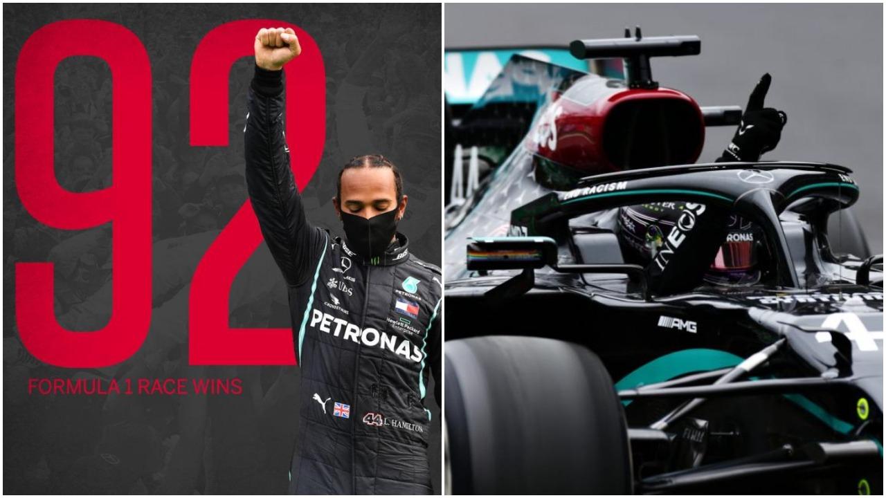 Formula 1/ Hamilton në histori, parakalon Schumacher me triumfin në Portugali