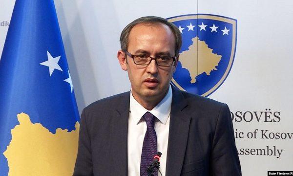 Hoti: Nuk do të preket uniteti i Kosovës