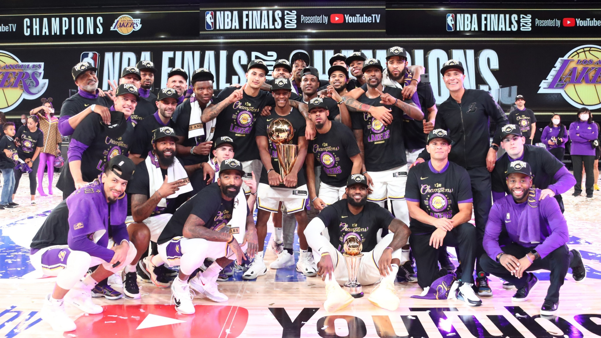 VIDEO/ LeBron James MVP i finaleve, Lakers kampionë të NBA