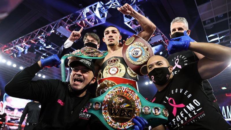 VIDEO/ Përfundon epoka e Lomachenko, Teofimo Lopez mahnit botën e boksit