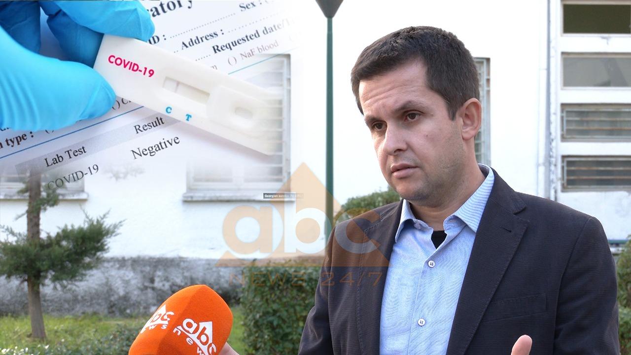 Testet për Covid-19, Alimehmeti:  Shqipëria e fundit në Europë, të shtohen