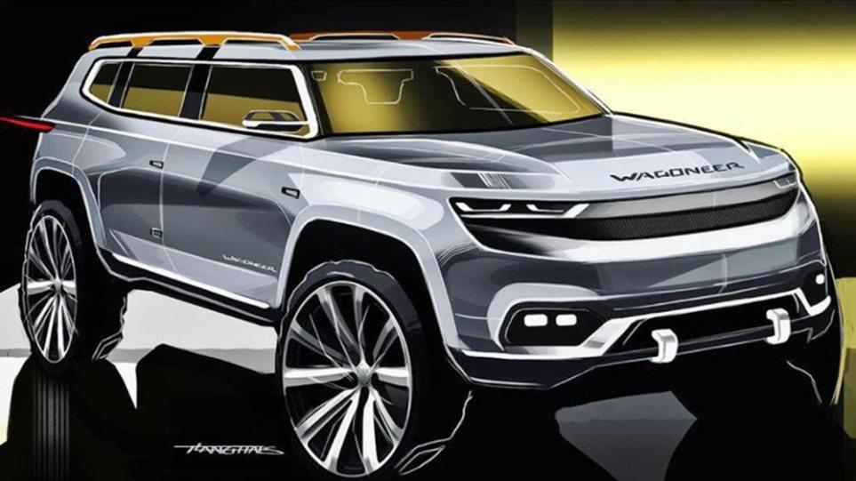 """Jeep rikthen """"bishën"""" pas 3 dekadash, si do të duket Grand Wagoneer i ri"""