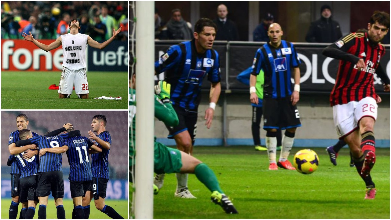 Atalanta i ka bërë të gjithë për vete, Kaka: Më pëlqen shumë futbolli i tyre