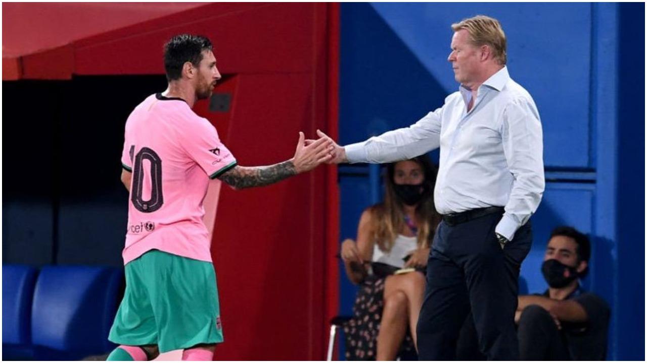 Finalja, Bilbao, gjendja e Leo Messit dhe merkato: Rrëfehet Koeman
