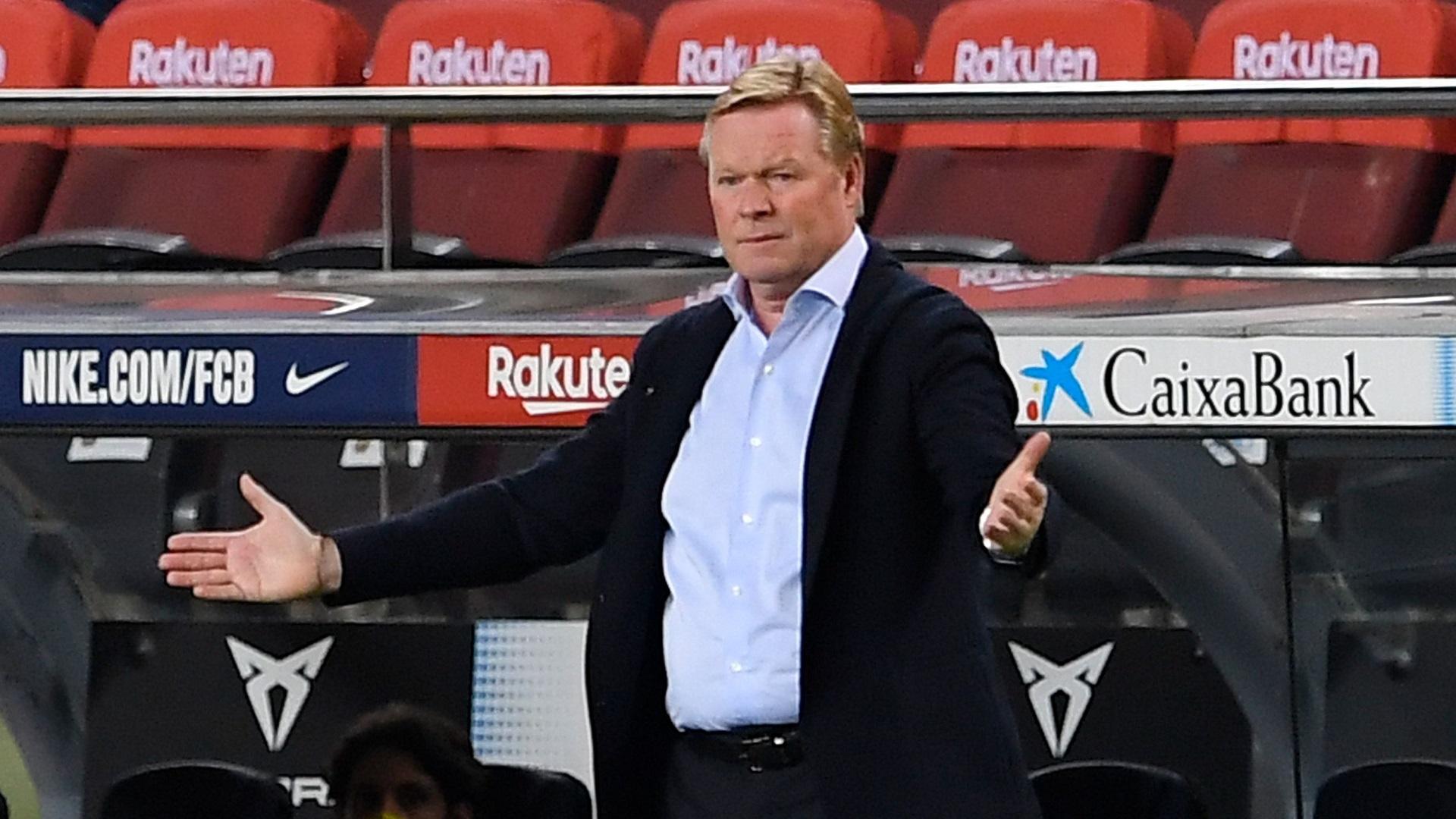 """""""Pse VAR-i përdoret vetëm kundër Barcelonës?"""", Koeman nuk përmbahet"""