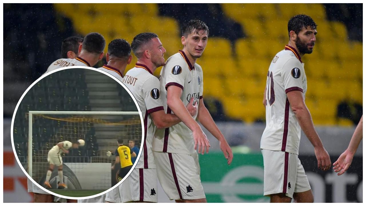 """Kumbulla nderon Romën, Napoli """"infektohet"""" nga AZ! Triumfon Arsenali"""