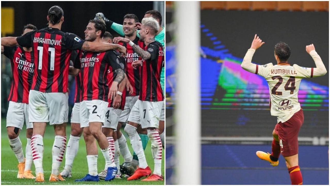 """VIDEO/ Spektakël në """"San Siro"""": Super Ibra nuk mjafton, Kumbulla ndëshkon Milanin"""