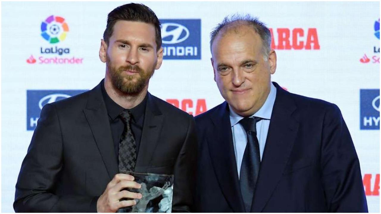 """""""Mendohu mirë përpara se të largohesh"""", presidenti paralajmëron Leo Messin"""
