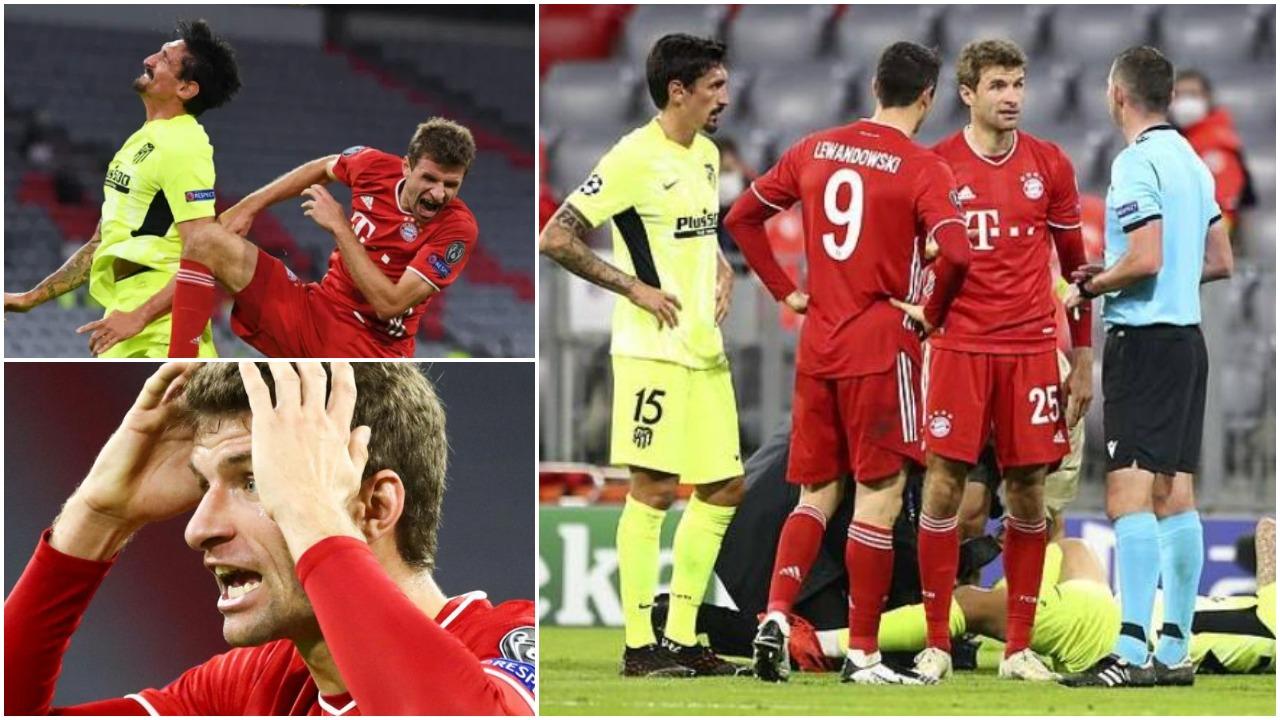 """""""Seriozisht e ke? Po luajmë me banditët e Evropës"""", Muller nuk përmbahet"""