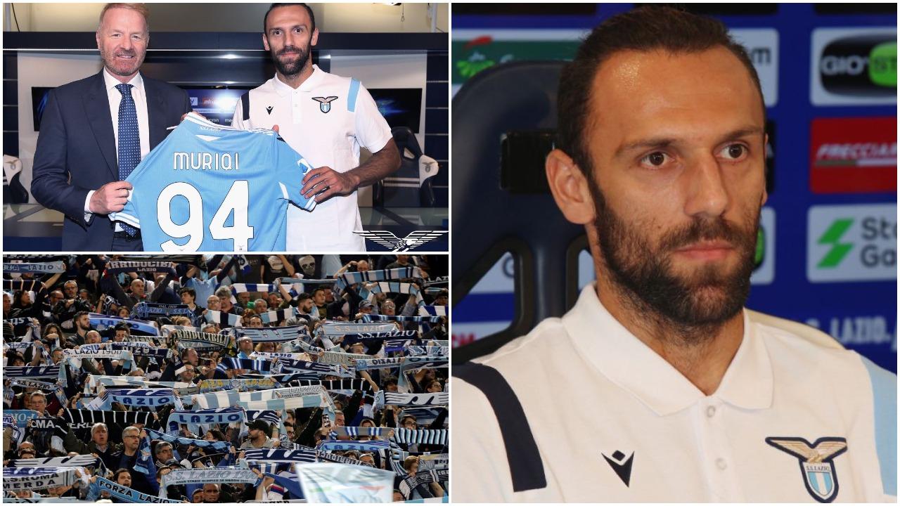 Lumturia e Tares: Kënaqësi që prezantoj Muriqin, e bën super sulmin e Lazios
