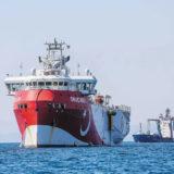 """Turqia shpall Navtex tjetër, """"Oruç Reis"""" vazhdon kërkimet në det"""
