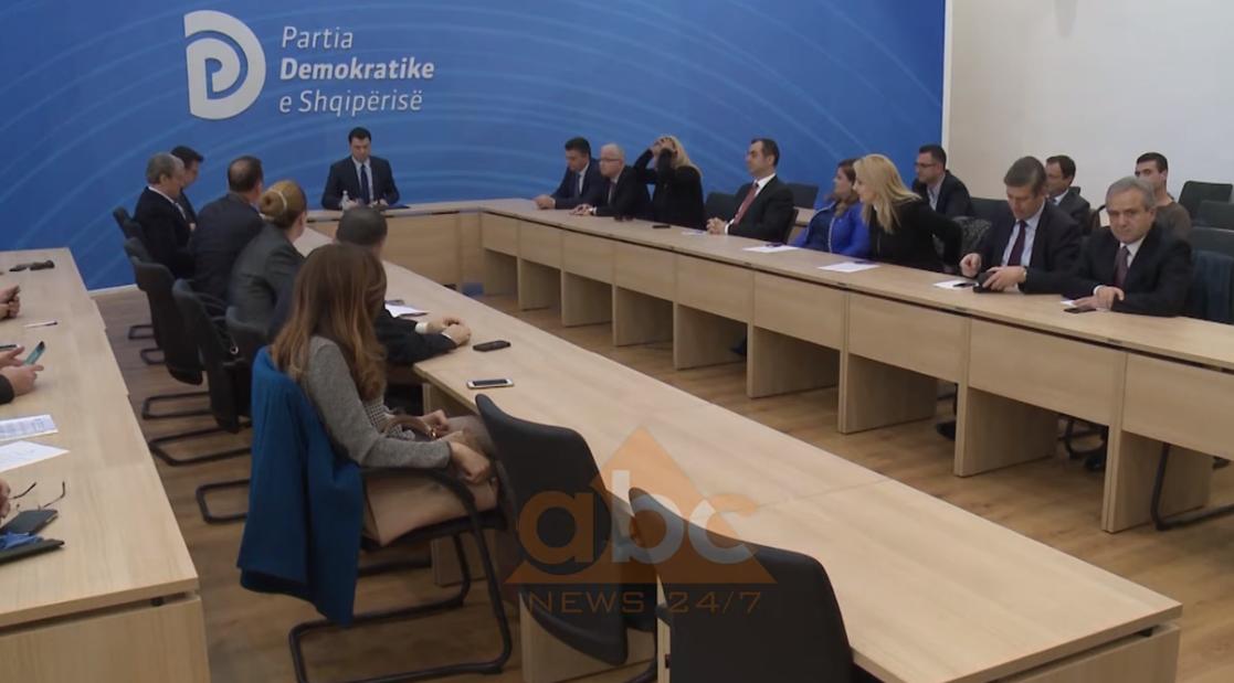 """Komisioni me """"dorë të hekurt"""", largon nga listat e PD Salianjin, Hasën, Shehun dhe Kosovën"""