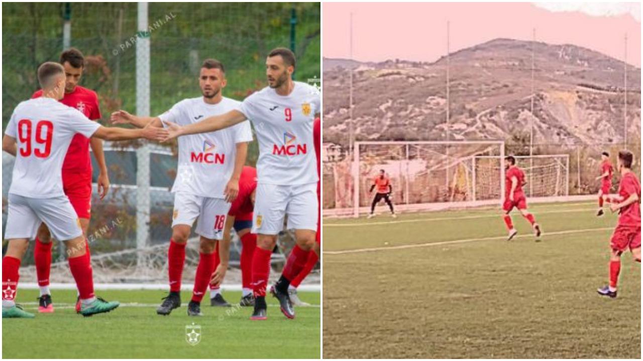 Partizani i Dajës nuk e mposht ekipin B, Korabi triumfon kundër Vorës