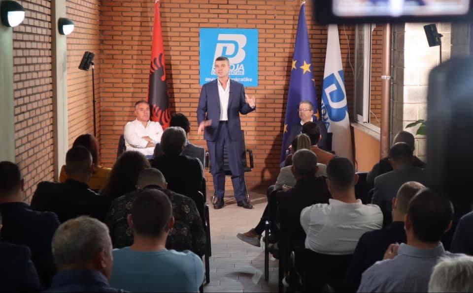 Astrit Patozi: Nisëm rrugëtimin drejt zgjedhjeve, Bindja Demokratike garon me listë të hapur