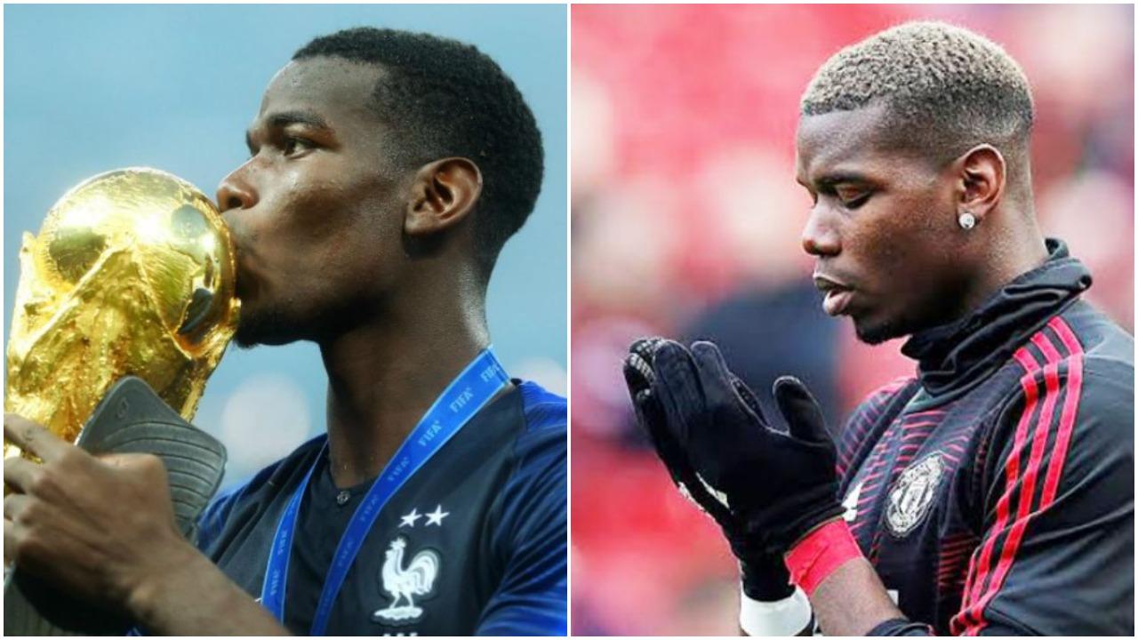 U përfol për largimin nga Franca, Paul Pogba thyen heshtjen