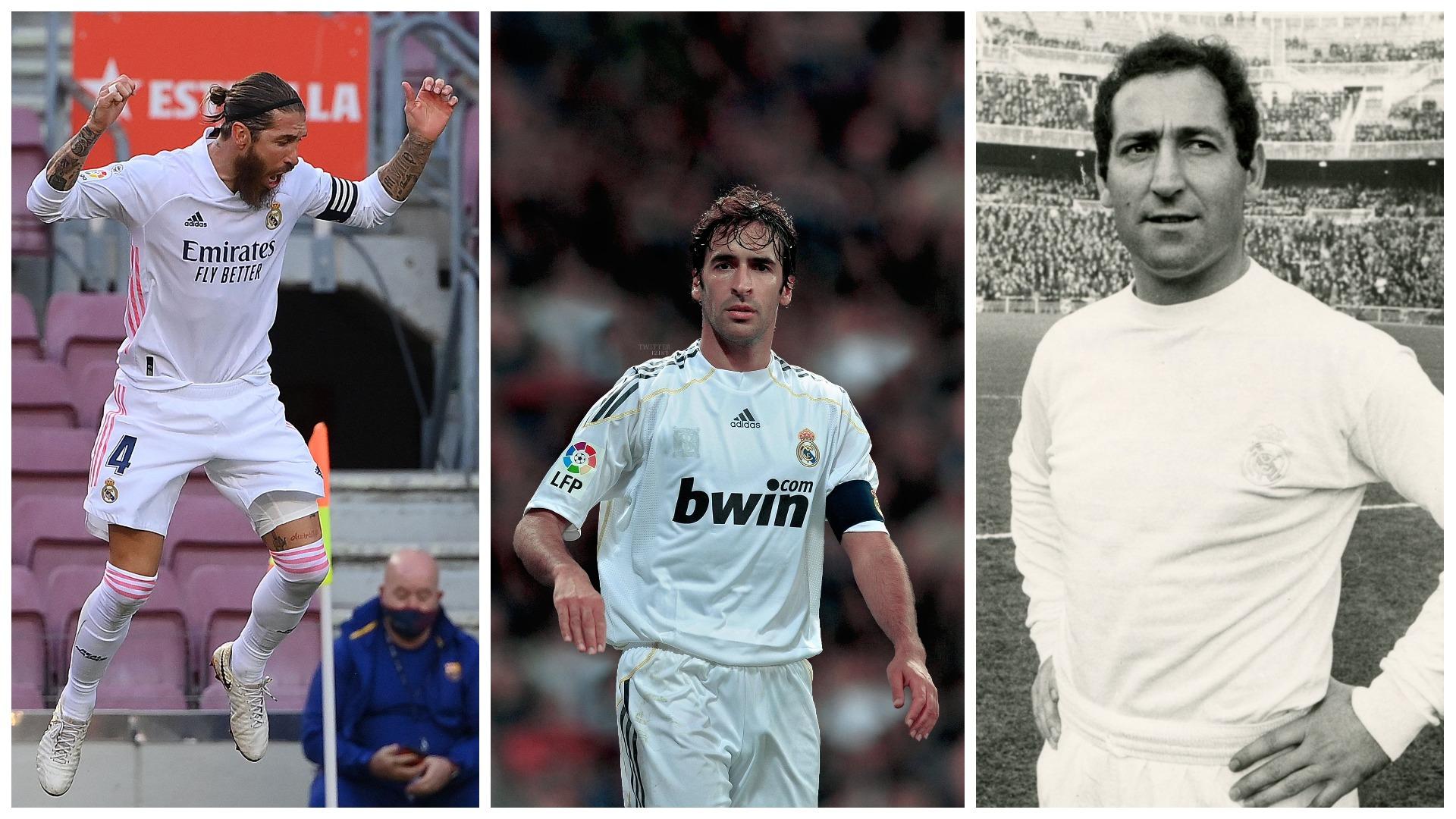 "El Clasico ka një mbret ""mbret"", Sergio Ramos barazon rekordin"
