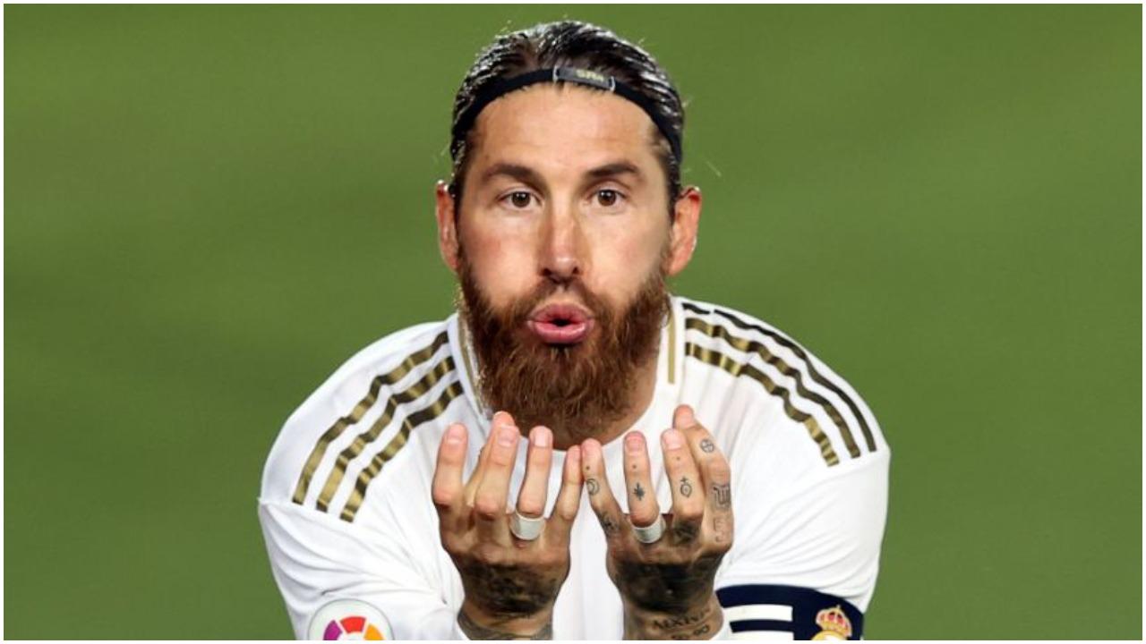 VIDEO/ El Clasico: Sergio Ramos i pagabueshëm, rikthen Realin në avantazh
