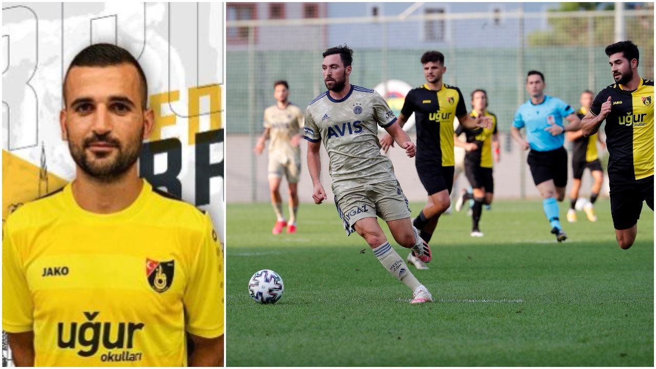 VIDEO/ Rroca i shkëlqyer, i shënon gol Fenerbahces në Turqi!
