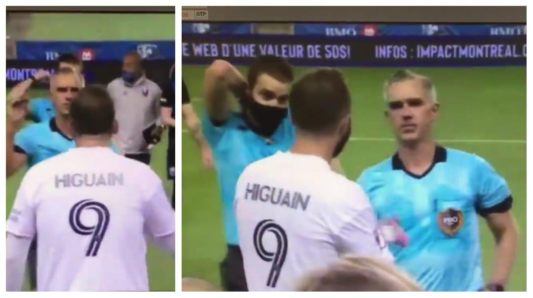 VIDEO/ Kamerat e kapin mat, Higuain lajthit pas ndeshjes