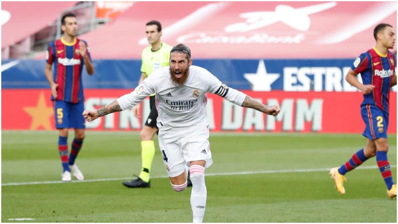 Sergio Ramos: A jeni në terezi? Ishte penallti sade. I dhamë fund kritikave