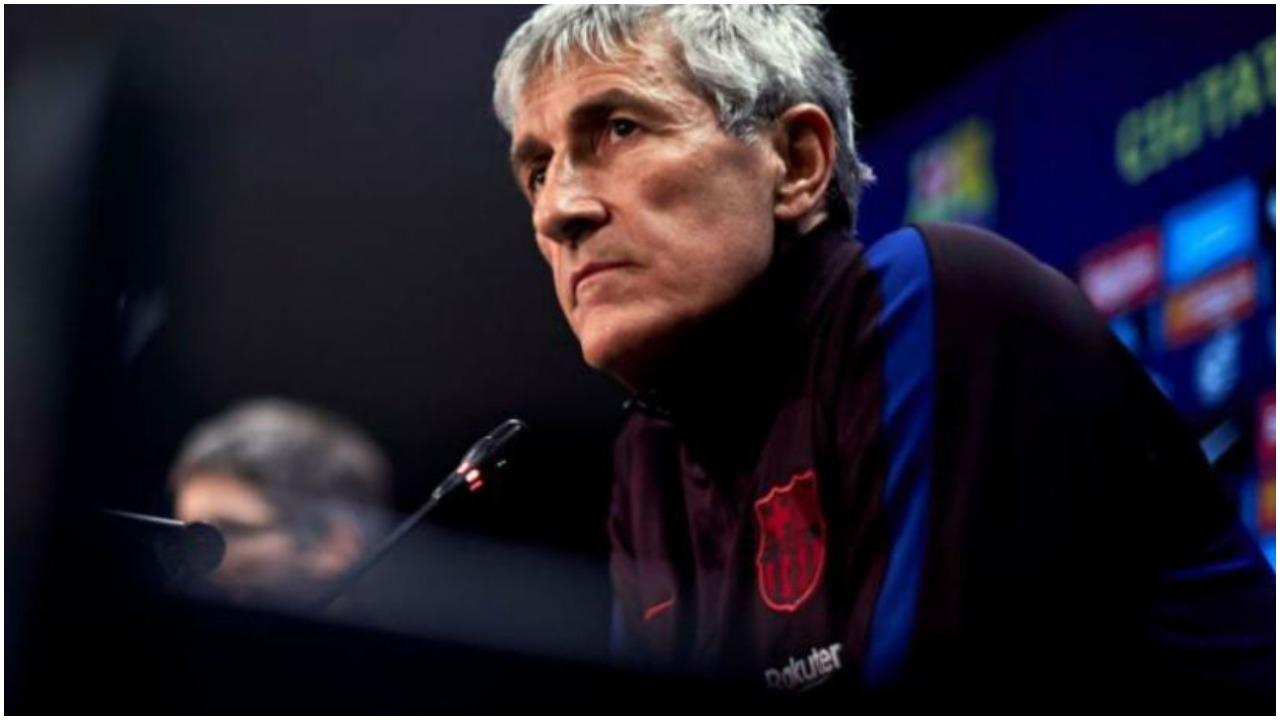 Setien: E kam kaluar momentin e zisë, asnjë pendesë që zgjodha Barcelonën