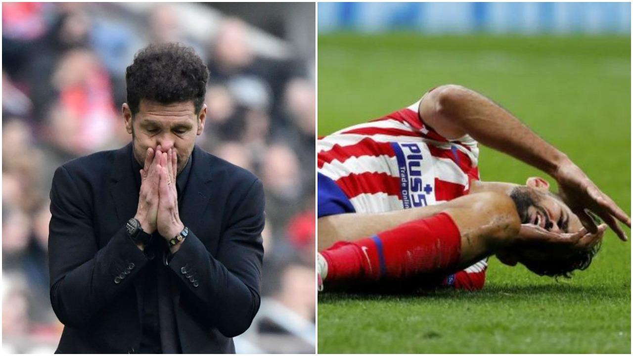 """Sfida ndaj kampionëve të Bayernit, Simeone humbet """"luftëtarin"""" e preferuar"""